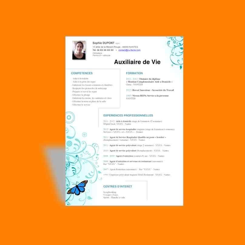 9 Cv Auxiliaire De Vie Scolaire Format Lettre Cv Auxiliaire De Vie Auxiliaire De Vie Vie Scolaire