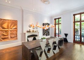Inside Sarah Jessica Parker's New York home - via MyDaily