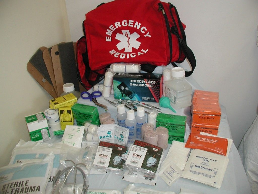 Learn the 4 things you absolutely need in your preparedness kit.