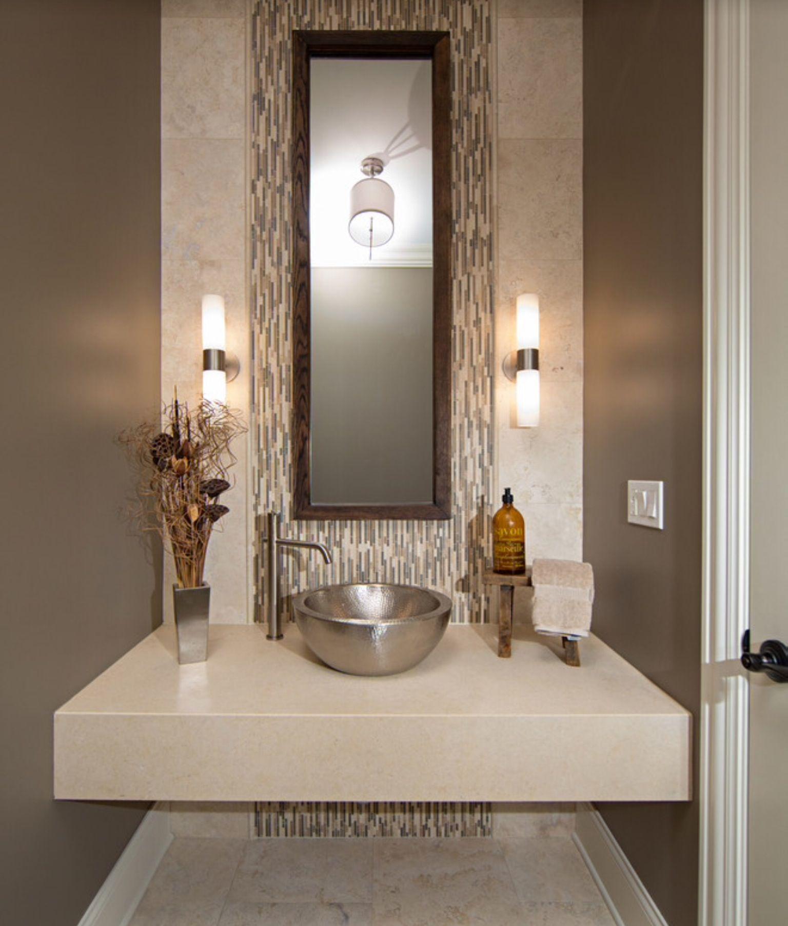 Espejo baño visitas.   deco baños   Pinterest   Espejo, Baños y Baño