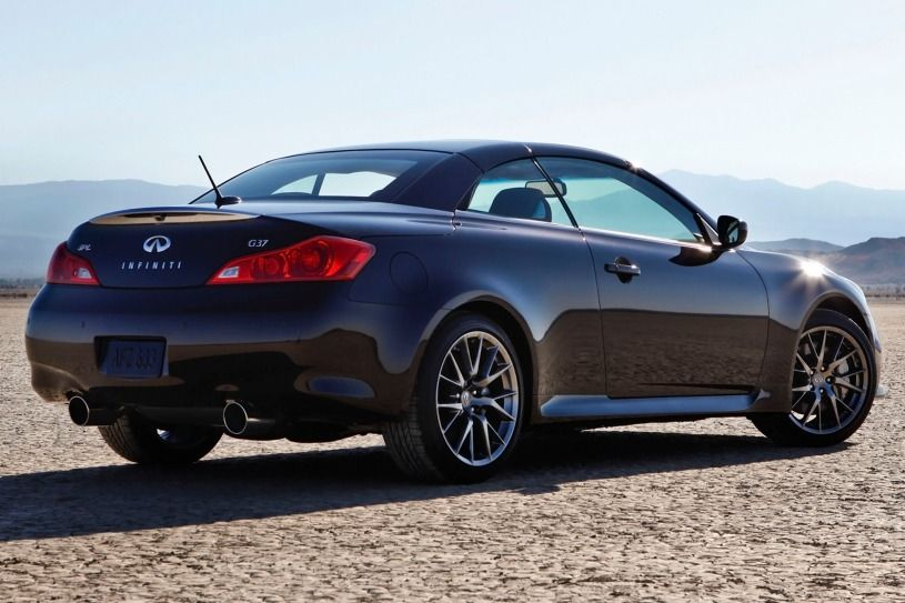 Used 2013 INFINITI G Convertible for Sale Near You