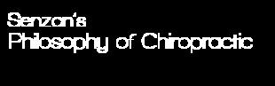 Philosophy of Chiropractic | Exploring the history and philosophy of the chiropractic profession.