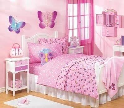 15 Cuartos de princesas para ninas