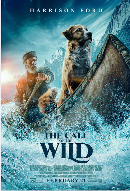 The Call Of The Wild Is Coming To Theaters February 21st Activities Printables And More Wild Movie Free Movies Online Call Of The Wild