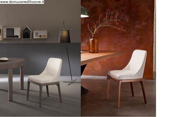 Riflessi mobili ~ Sedia riflessi modello margot pelle o ecopelle sedie moderne