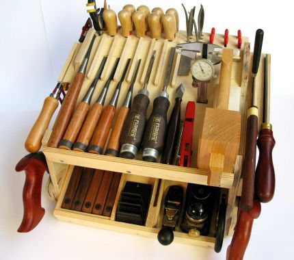Workbench Tool Caddy Reader S Gallery Fine Woodworking