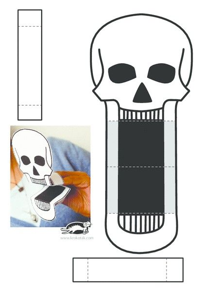 Pin by Isabelle Lejeune on Bricolage d\'halloween | Pinterest ...