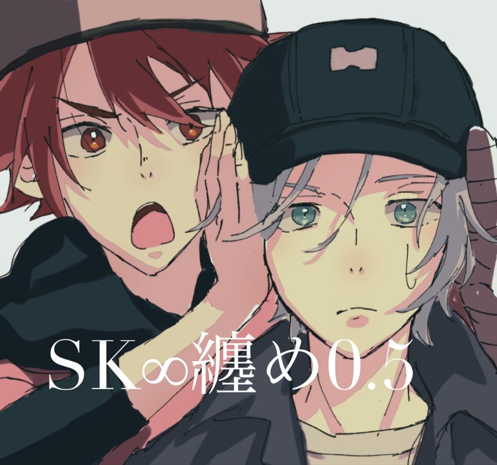 Photo of #SK∞ SK∞纏め0.5 – 篠馬のイラスト – pixiv