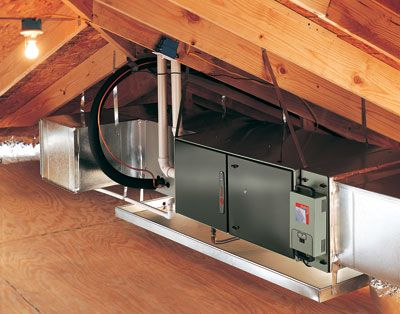 Gas Furnace Blowing Cold Air