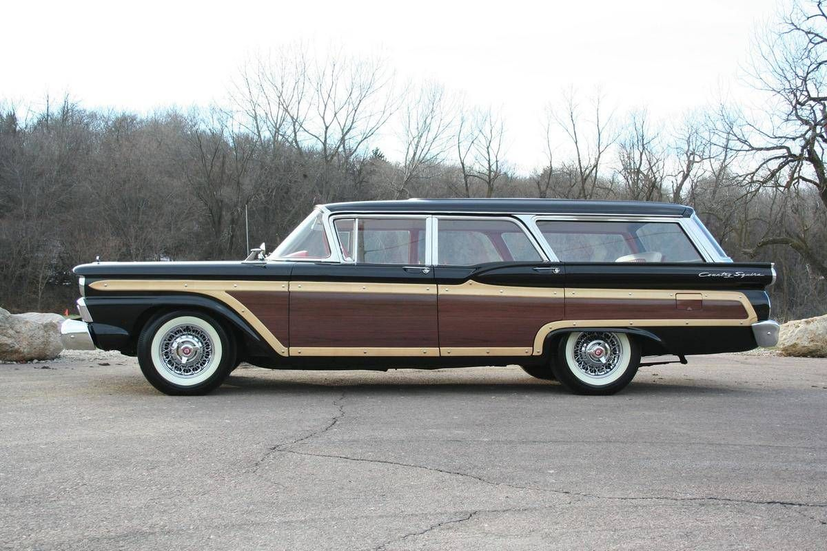 1959 Ford Country Squire for sale #1810538 - Hemmings Motor News ...