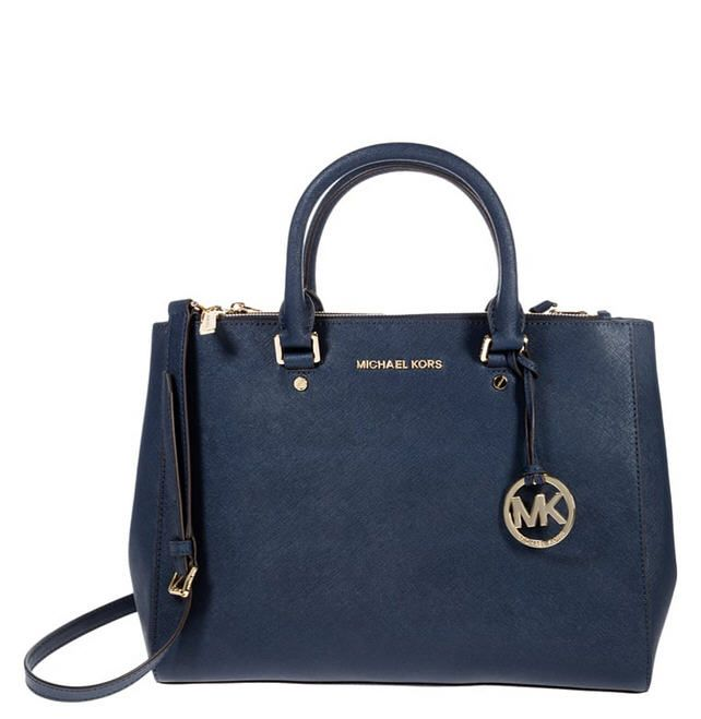 soldes sacs main zalando achat soldes michael michael kors sutton sac main navy prix promo. Black Bedroom Furniture Sets. Home Design Ideas