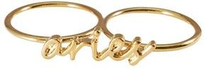 Aries Knuckle Ring #Zodiac