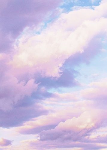 Light Blue Aesthetic Clouds