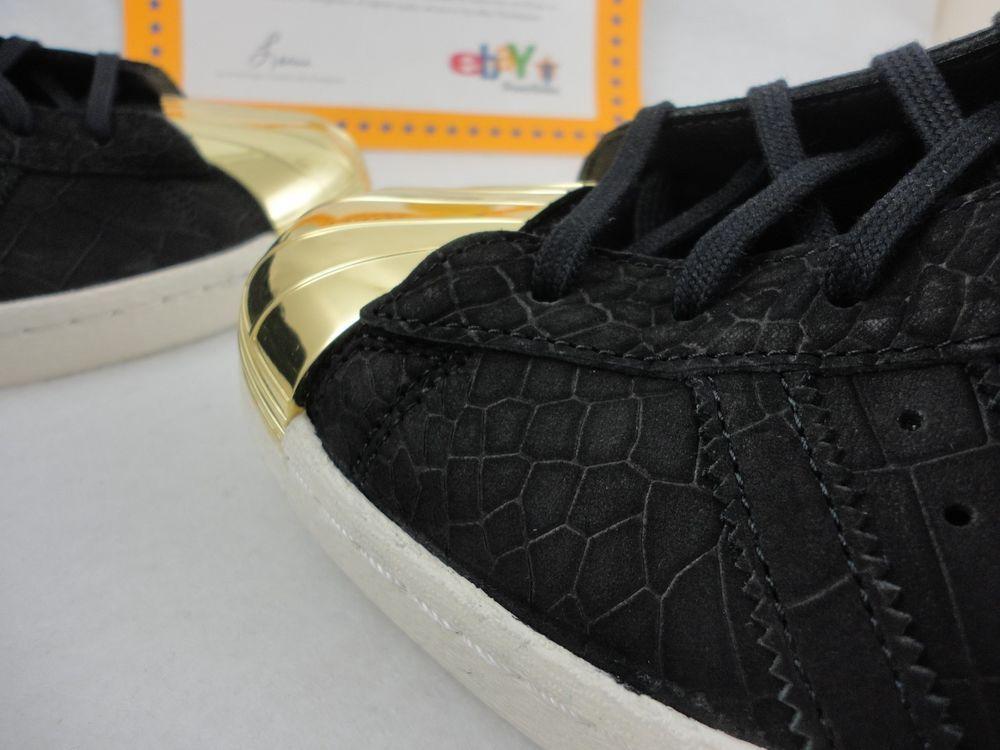 adidas gold/black size 11 men's