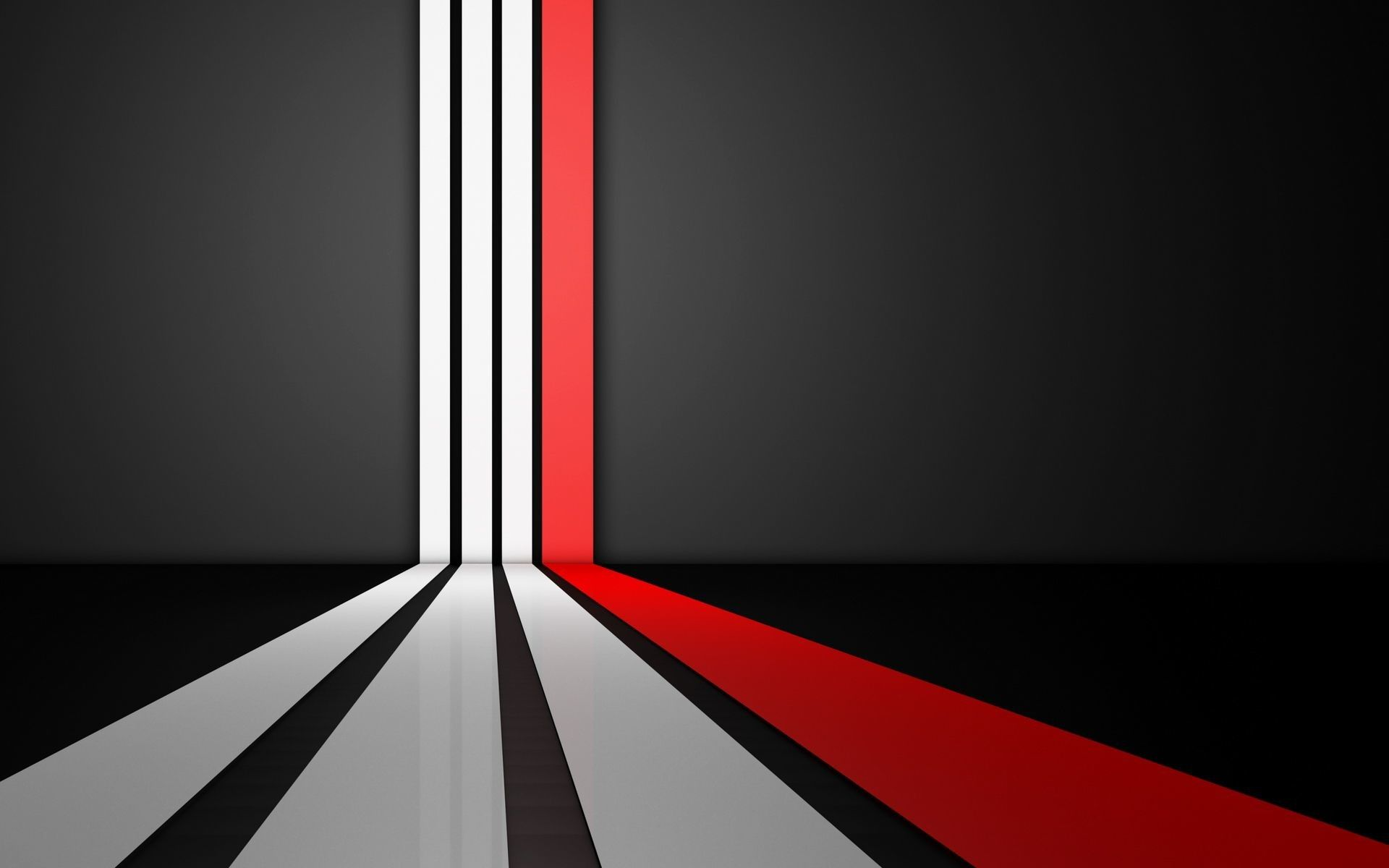 1920x1200 Black And White And Red Abstract Wallpapers Red Wallpaper Abstract Wallpaper Lines Wallpaper