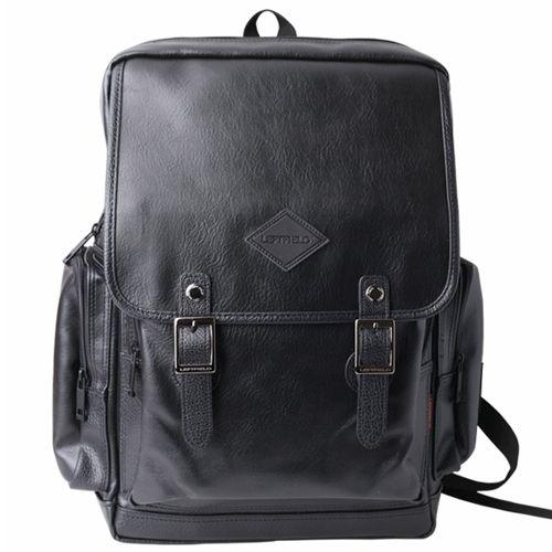 Korean Backpack Brands for Men College Bag for Laptop LEFTFIELD 588 ... ef10818d37e26