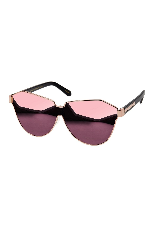 9902f37e9a0cd I so want this Karen Walker Cosmonaut Superstars Sunglasses. Super pretty.  Karen Walker Sunglasses