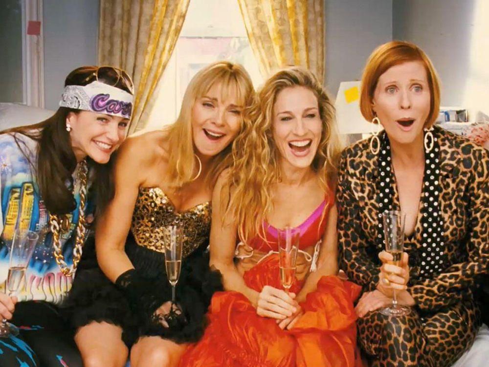 Besten Frauenserien