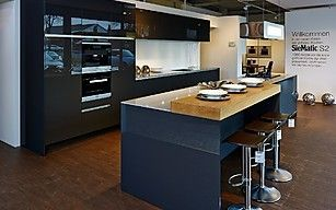 Ekelhoff Küchen ~ Siematic pure in walnut by sastalla küchen siematic kitchens