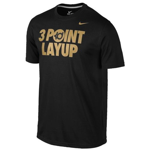 e8e54ed14a71 Nike KD 3 Point Layup T-Shirt - Men s - Basketball - Clothing - Black