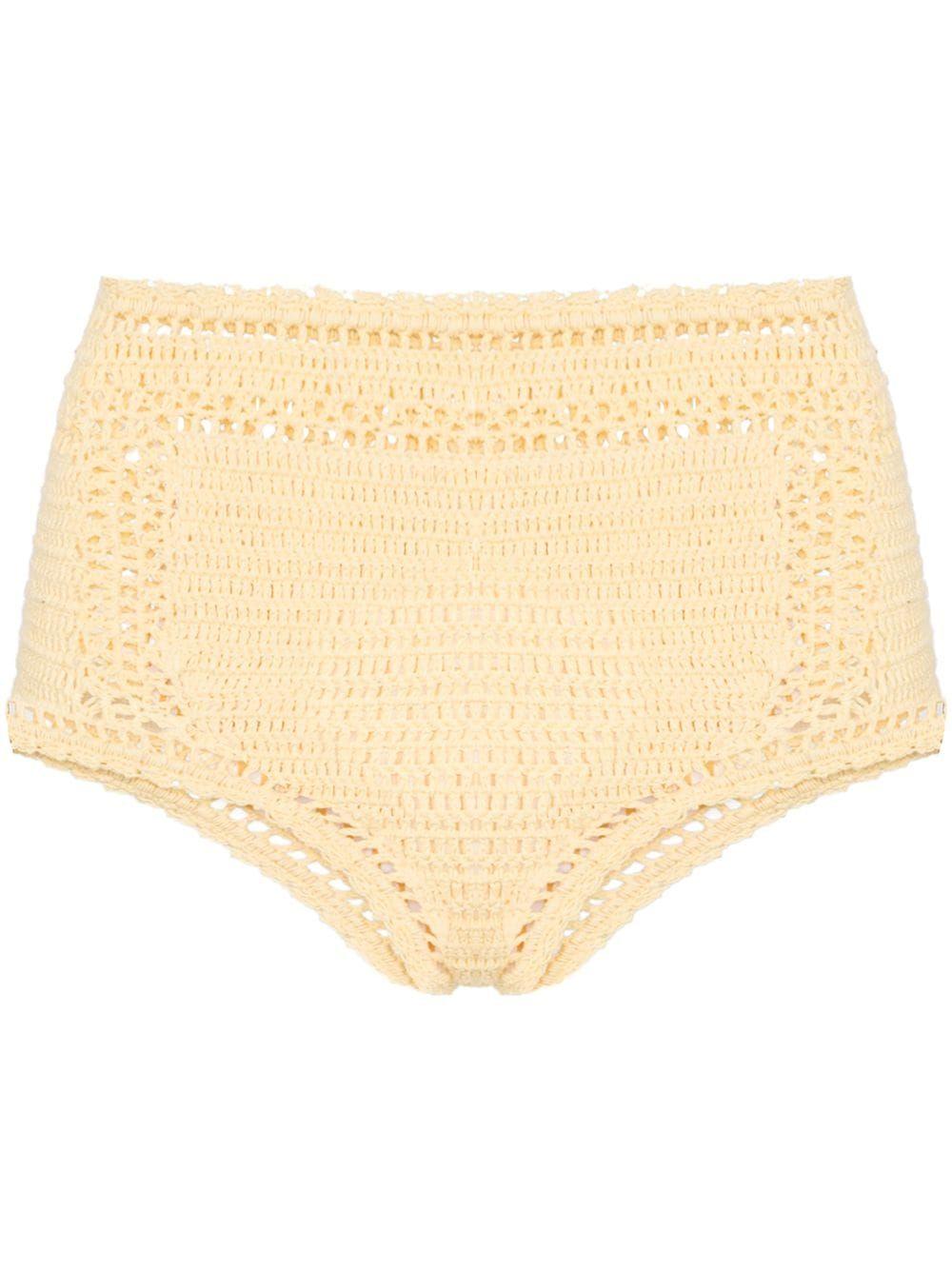 She Made Me Essential Crochet Bikini Bottoms #crochetbikinibottoms