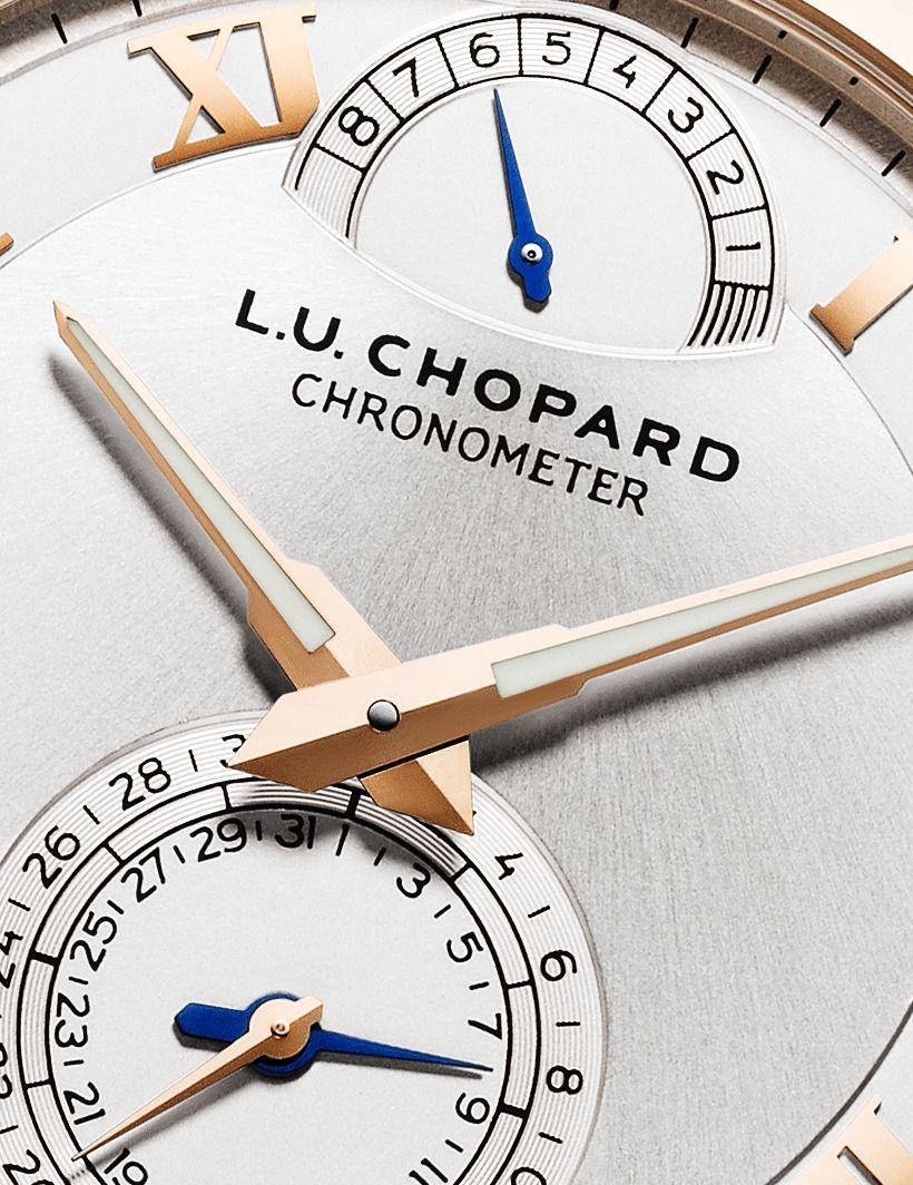 8f7b2c88d2862a The distinguished lines of the L.U.C Quattro – A delight for devotees of  Haute Horlogerie
