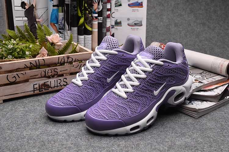 Nike Air Max 2018 Running Women Shoes Purple White Newest