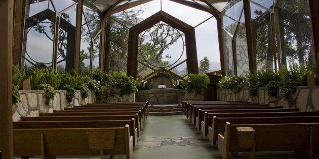 Wayfarers Chapel Torrance-California - United States, Lloyd Wright