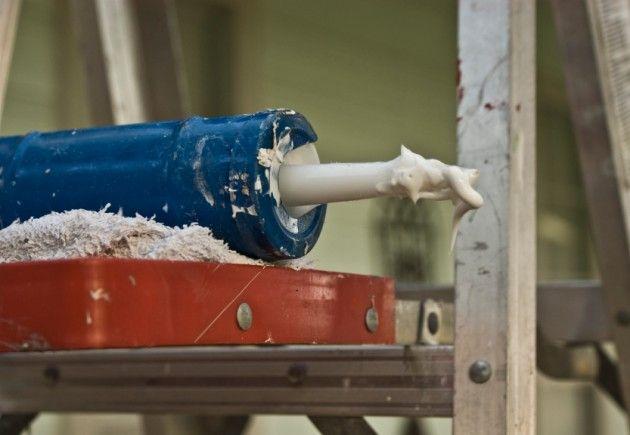Fix It Friday Caulk Talk With Norma Vally Diy Home Repair Masonite Siding Home Repair