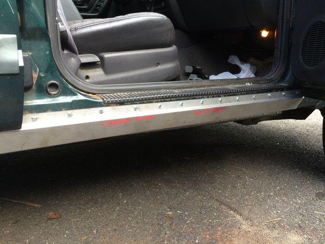 Rocker Panel Replacement Jeepforum Com Jeep Cherokee Xj Jeep Xj Rocker