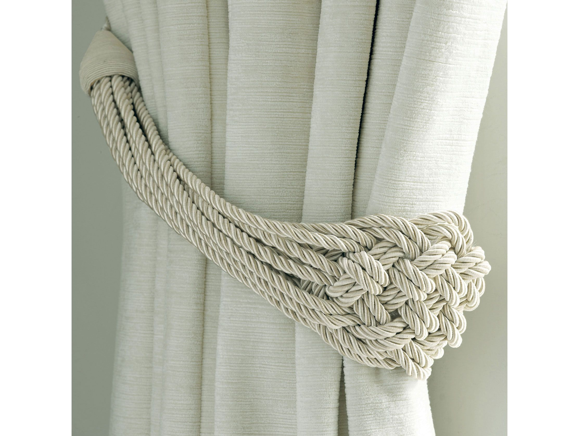 curtain tie backs how to make plaited tie backs for curtains curtain 11873