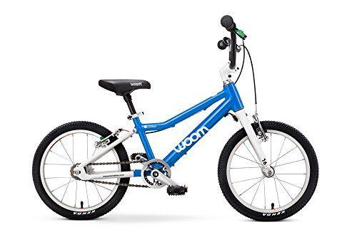 Woom Bikes Usa Woom 3 Bike 16 Inch 46 Years Blue Automatix Blue