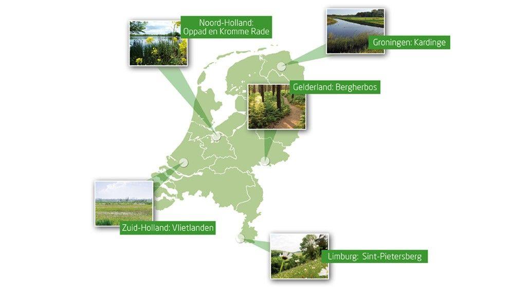 Kiezen voor Weleda, dat is kiezen voor 100% natuurlijke verzorgingsproducten. Maar het betekent ook zorgen voor de natuur.