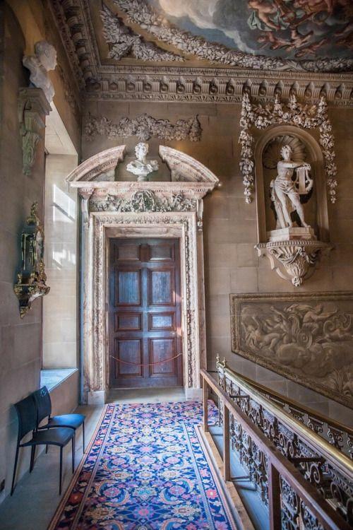 Chatsworth House Interior Layout: Chatsworth House Interior Shot