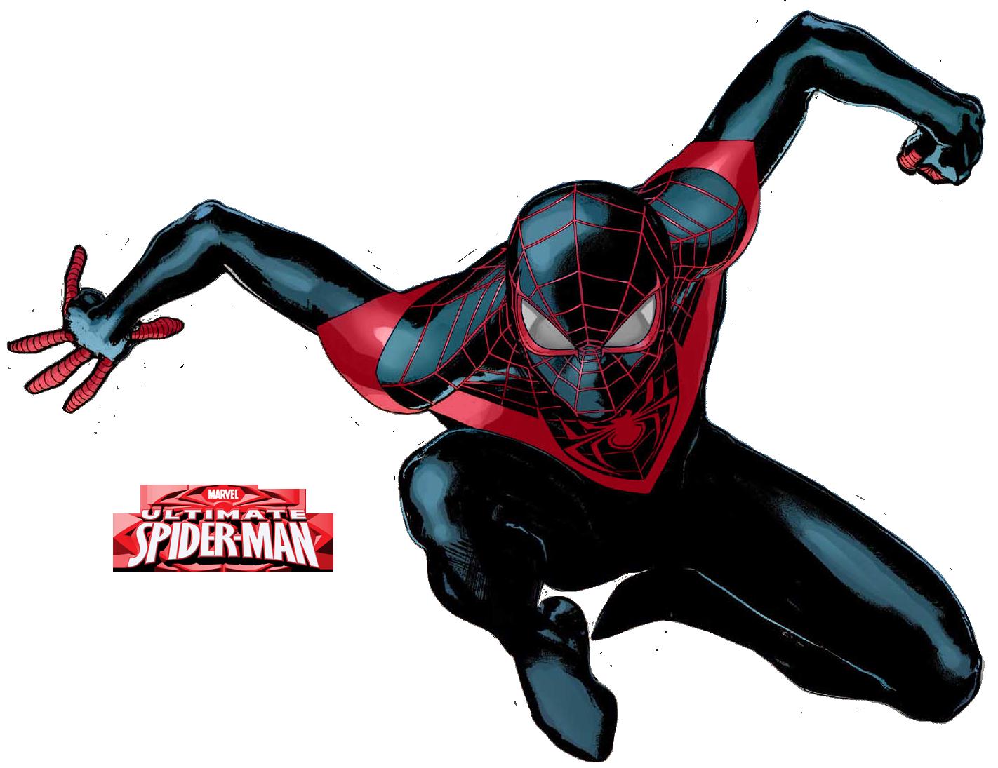 Miles Morales Ultimate Spider Man Png Ultimate Spiderman Spiderman Spiderman Art