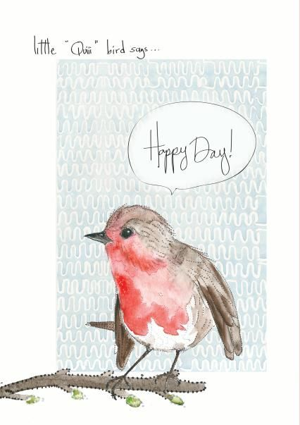 Another awesome greeting card created for @thortful by Silvia Betancourt.