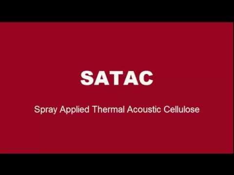 Satac Is An Insulation System A Non Toxic Eco Friendly That