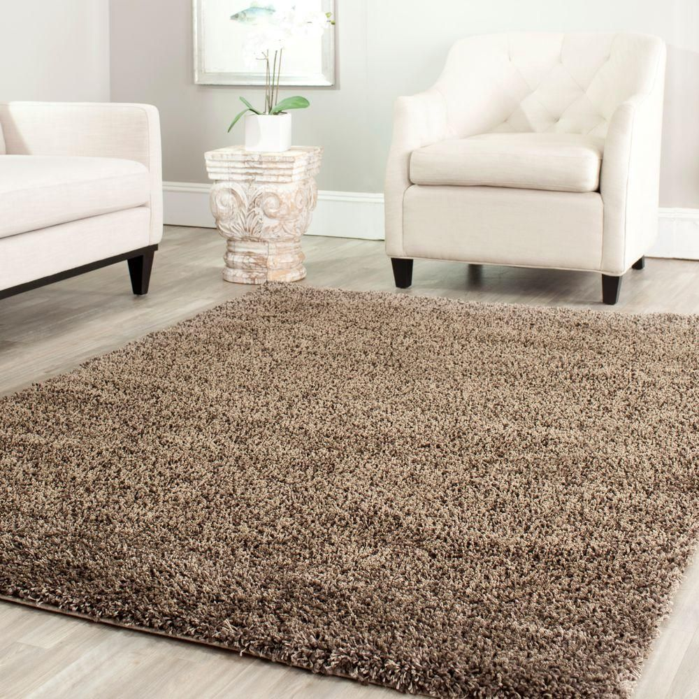 Safavieh California Taupe 9 Ft 6 In X 13 Area Rug Sg151 2424 10 The Home Depot