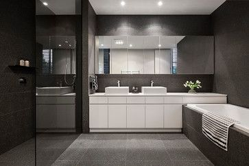 Cantala Avenue - contemporary - Bathroom - Melbourne - Impress Photography