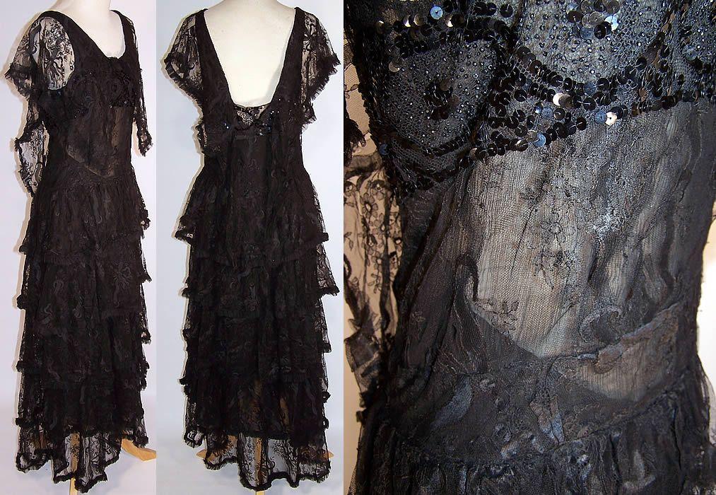 Silk, Chantilly lace