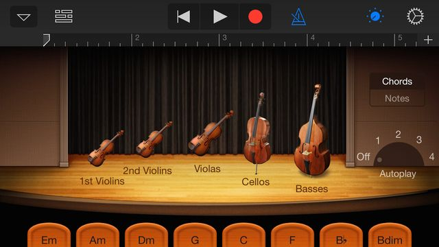 GarageBand by Apple is the Swiss Army knife of music