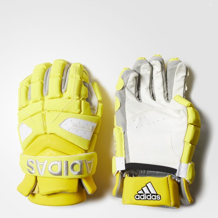 1b21cc1869 Dipped Freak Gloves | Products | Lacrosse gloves, Gloves, Yellow adidas