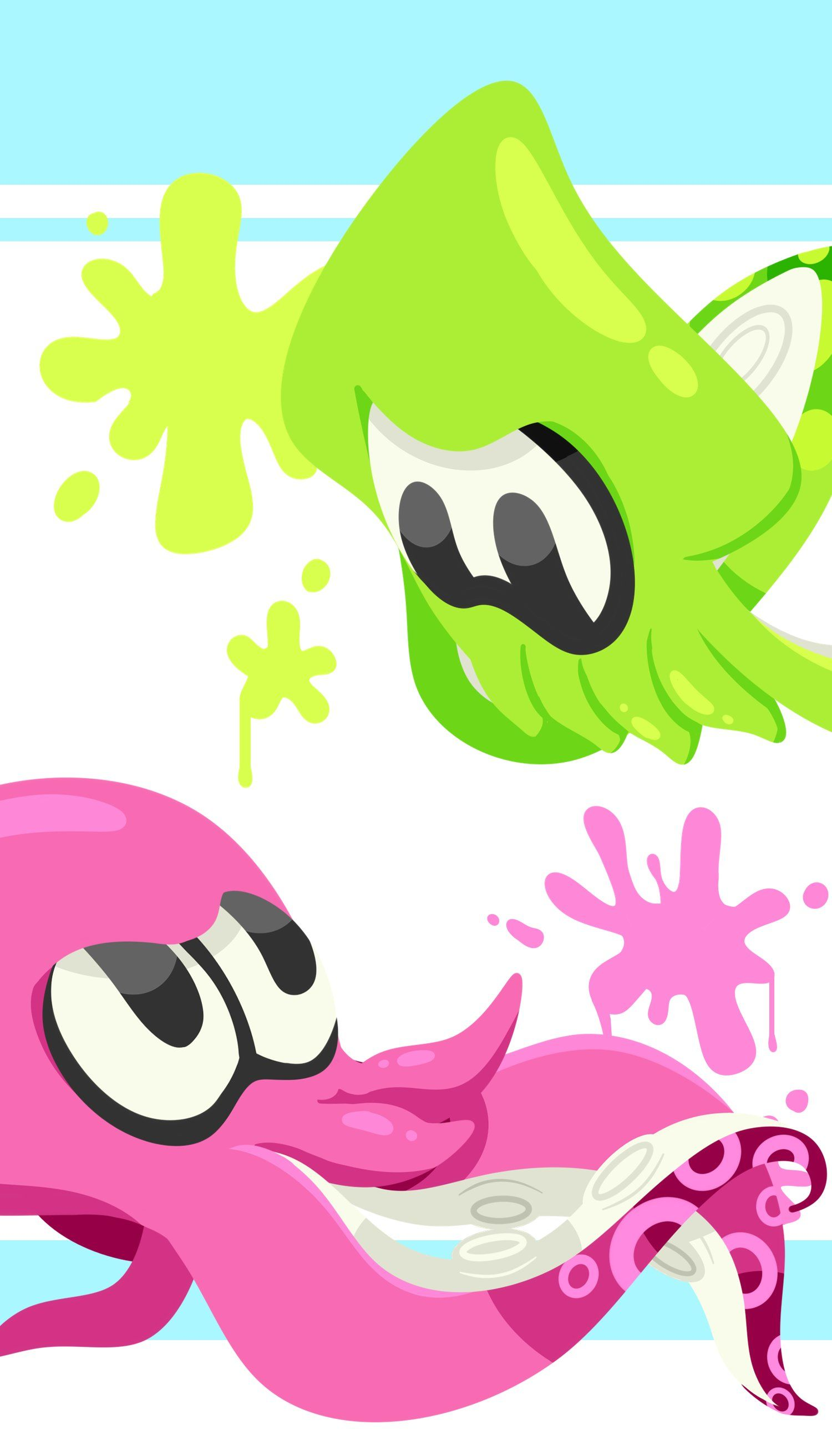 Splatoon 2 first anniversary and Squid vs Octo Splatfest are coming soon,