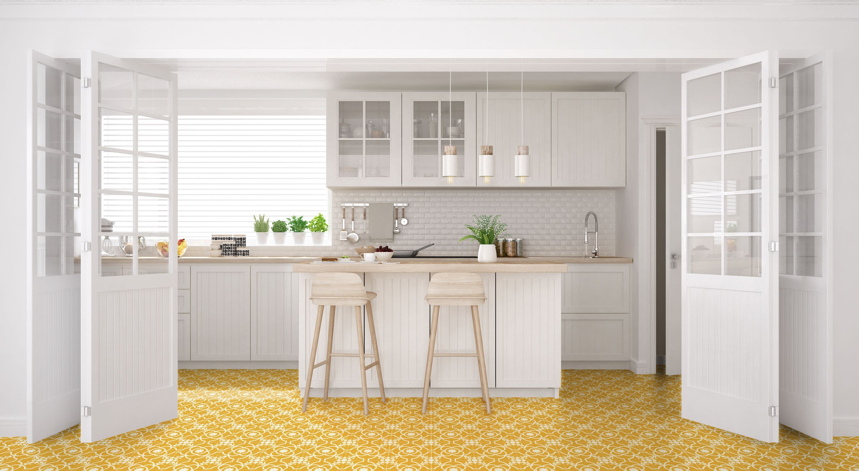Versailles 7 | Lili Cement Tiles | LiLi Applications | Pinterest ...