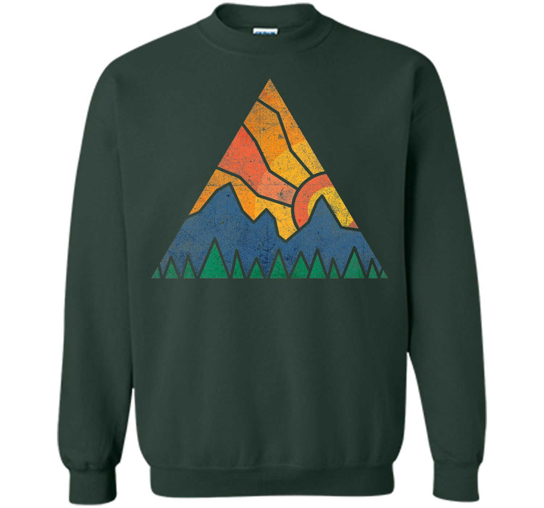 Becoming Vintage Mountain Sunrise 2017 T Shirt
