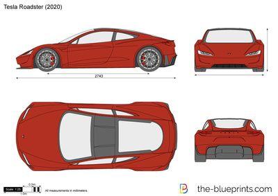 Amazing Tesla Roadster