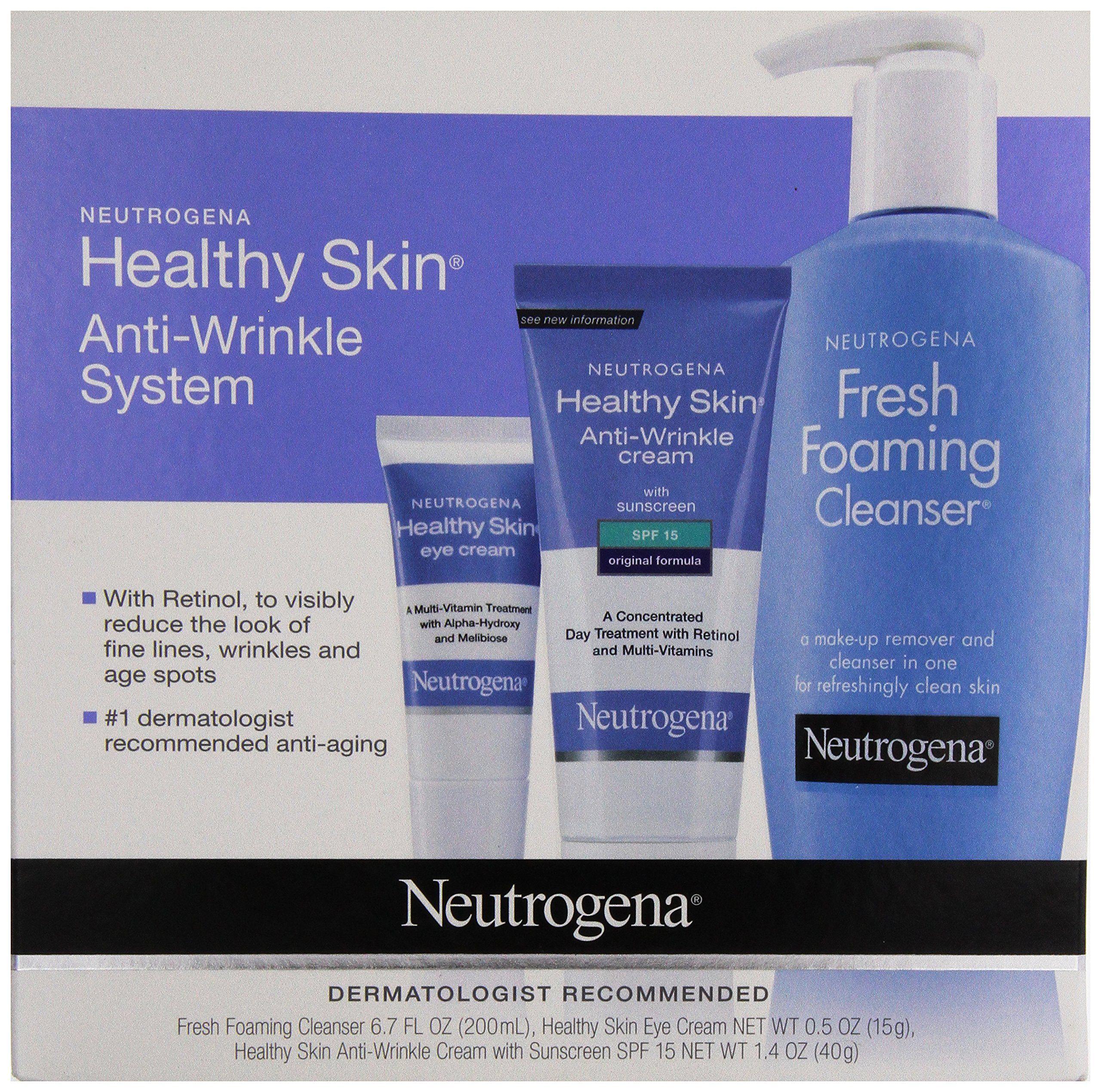 Neutrogena Healthy Skin Anti Wrinkle System With Retinol 1 Kit