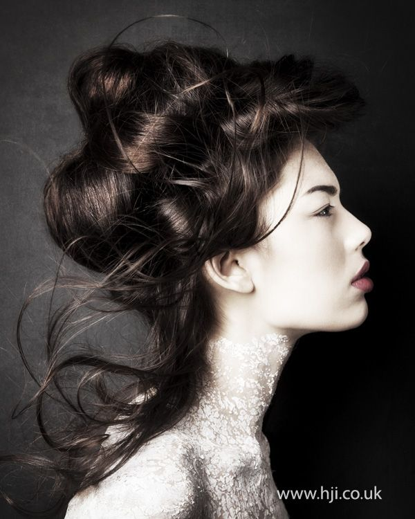 Wedding Hairstyle At Home: Kieran Tudor 2012 Newcomer Of The Year Finalist