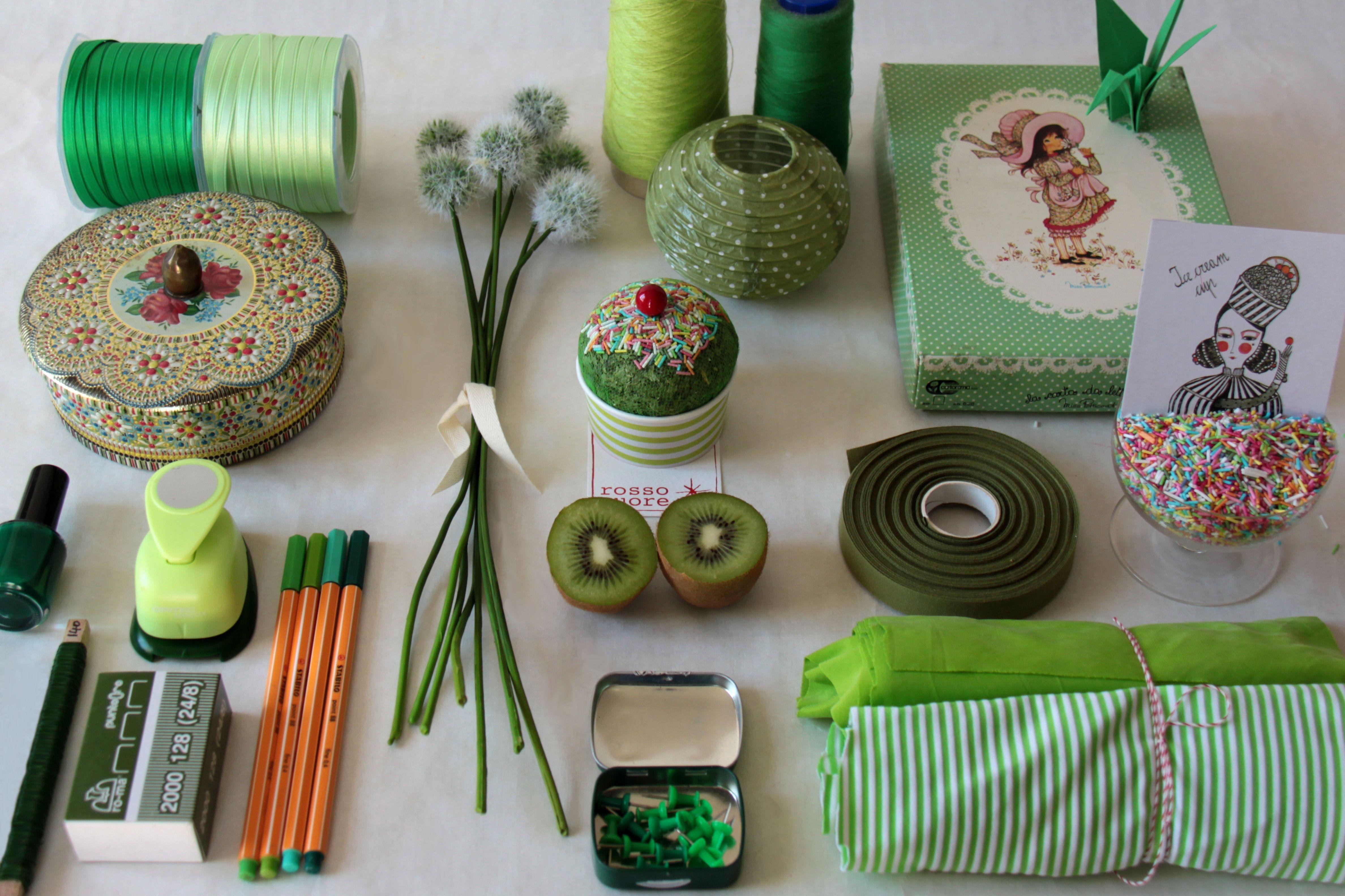 Green design #rossocuoremood