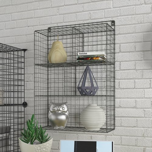 Sersic Locker Room Shelf Mercury Row